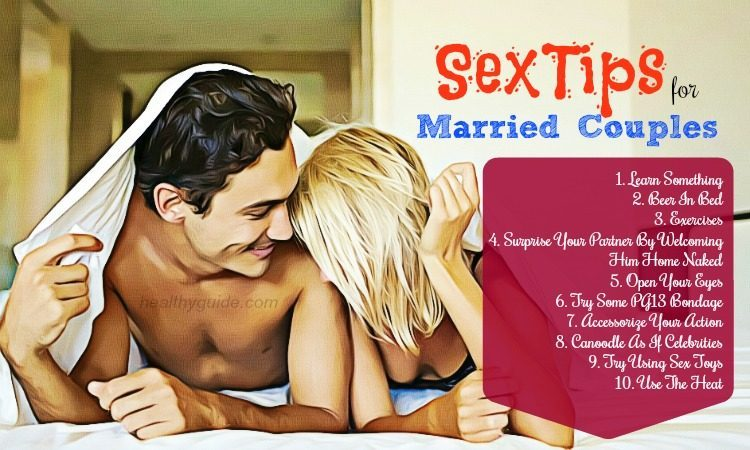 19 Best Sex Tips for Married Couples to Fire up Your Love