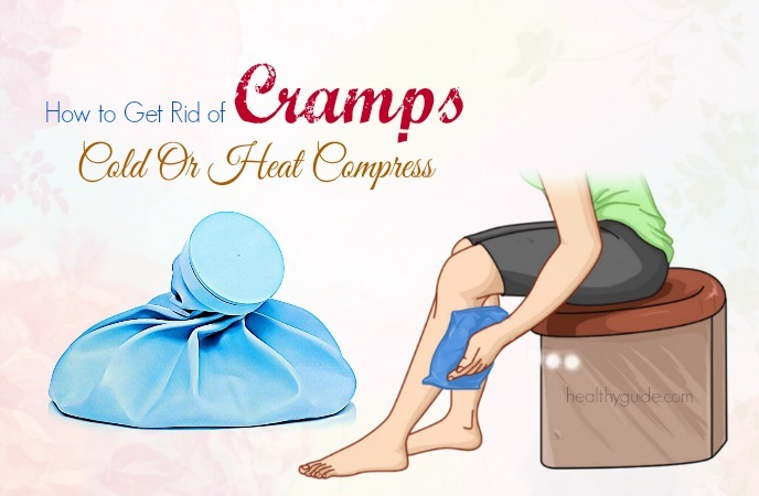 how to get rid of cramps