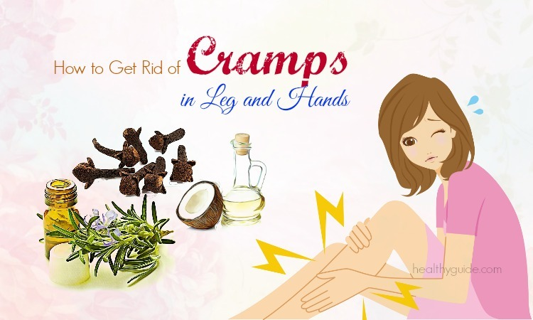 15 Tips How to Get Rid of Cramps in Legs, Hands, Feet, & Stomach Fast