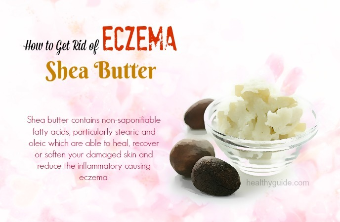 how to get rid of eczema