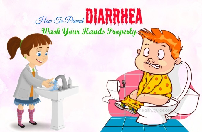 how to prevent diarrhea
