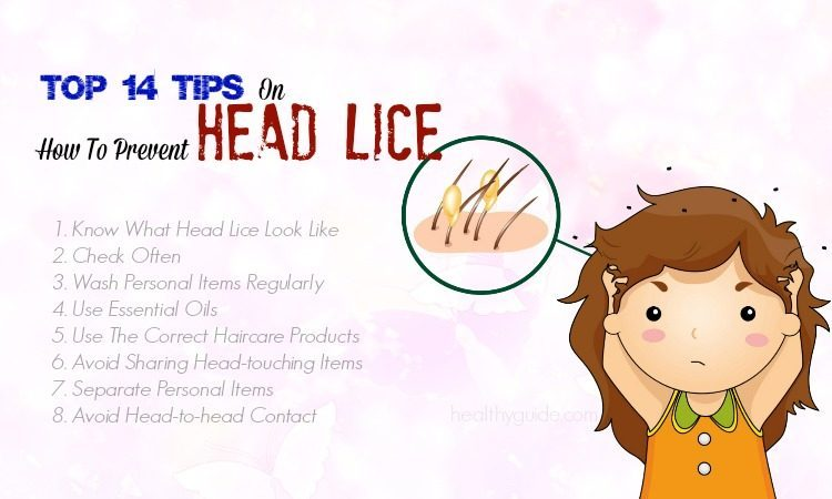 Top 14 Tips How to Prevent Head Lice in Children and Adults Naturally
