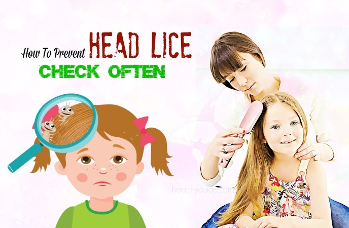how to prevent head lice