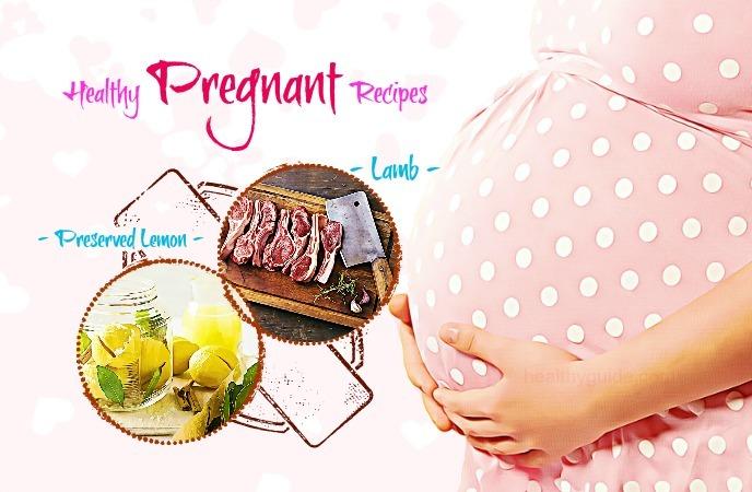 healthy pregnant recipes