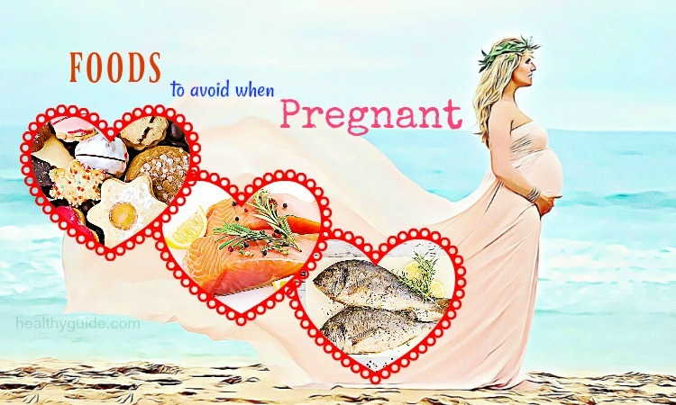 List of 29 Foods to Avoid When Pregnant for Women