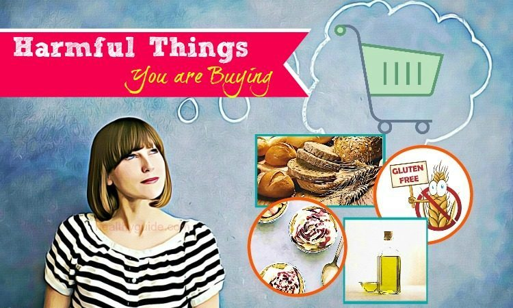 26 Harmful Things You are Buying from Health Food Stores that Need a Stop Button