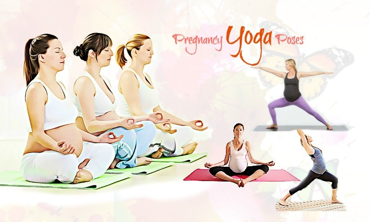 10 Best and Simple Pregnancy Yoga Poses for Pregnant Women