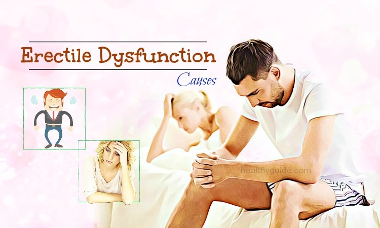 Top 36 Common and Leading Erectile Dysfunction Causes