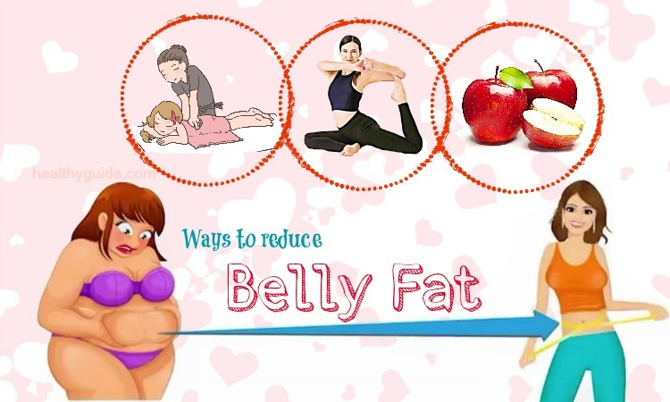 27 Best Ways To Reduce Belly Fat After Pregnancy Naturally at Home