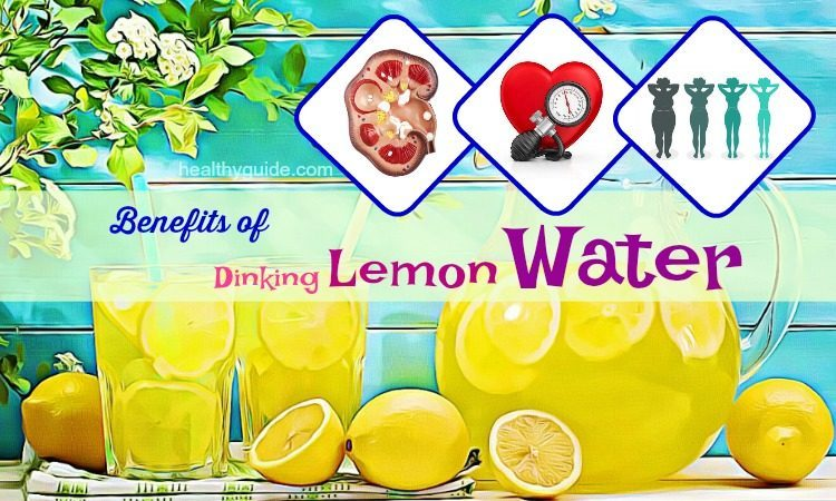 Benefits Of Drinking Lemon Water – 19 Reasons To Drink It!
