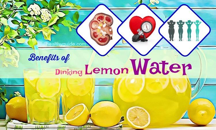 Benefits Of Drinking Lemon Water – 19 Reasons To Drink It!