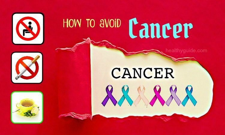 28 Tips How to Avoid Cancer Risks in Men and Women Naturally