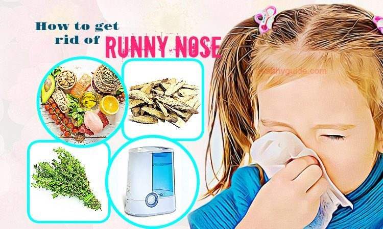 32 Tips How to Get Rid of Runny Nose & Mucus in Baby & Adults Fast