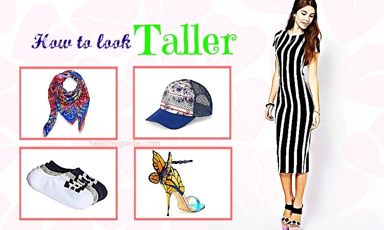 How to Look Taller and Slimmer For Men and Women – Top 19 Best Tips