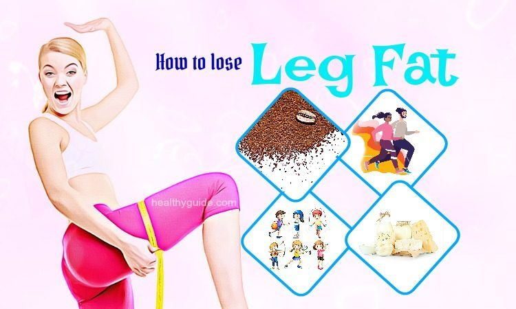 27 Tips How to Lose Leg Fat Fast & Naturally in a Week for Men & Women