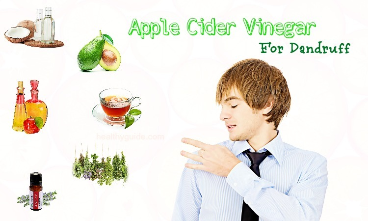 30 Ways to Use Apple Cider Vinegar for Dandruff And Itchy Scalp, Hair Loss