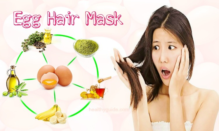 Top 30 Best Homemade Egg Hair Mask for Oily Hair and Dry Hair