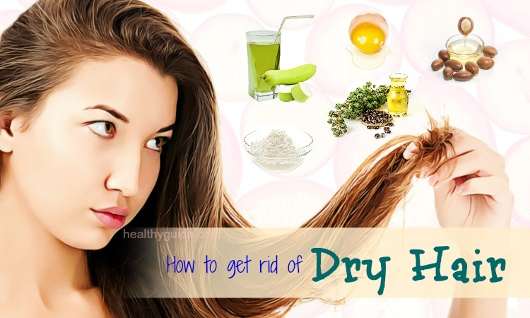 45 Tips How to Get Rid of Dry Hair Ends and Flakes Overnight at Home