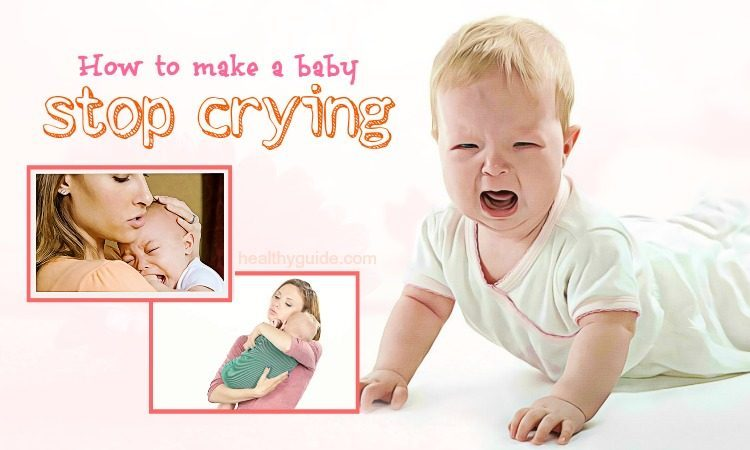 18 Tips How to Make a Baby Stop Crying at Night when Babysitting