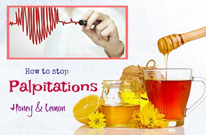 how to stop palpitations