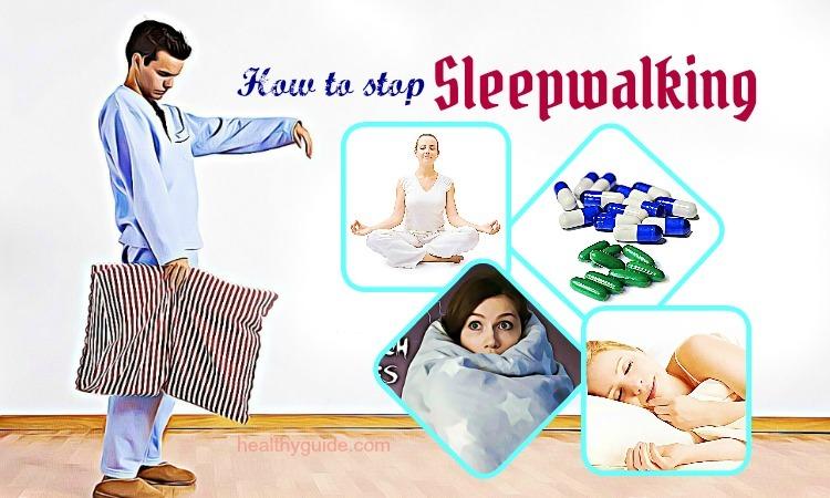 23 Tips How to Stop Sleepwalking & Sleep Talking in Adults Fast