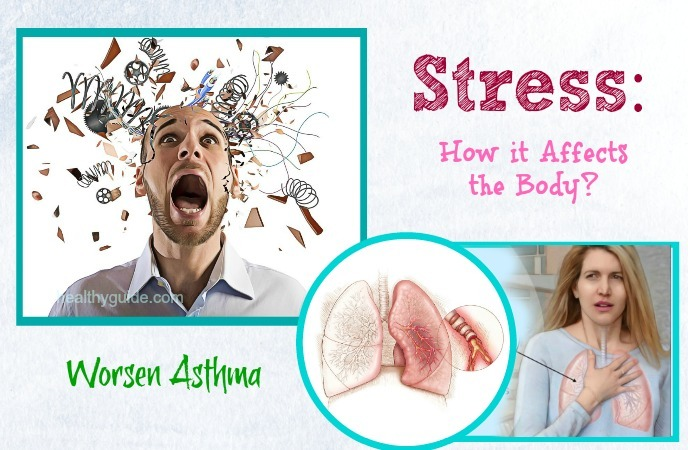stress how it affects the body