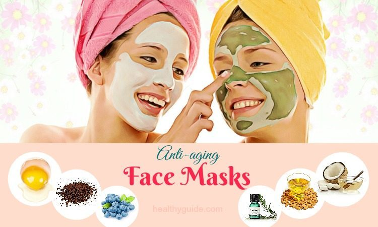 Top 28 Best Homemade Anti-Aging Face Masks for Dry and Oily Skin