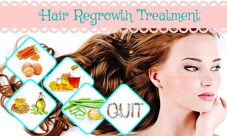 Top 55 Best Hair Regrowth Treatment for Men and Women at Home