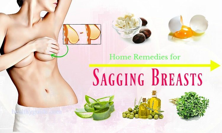 22 Best Ayurvedic Homemade Home Remedies for Sagging Breasts