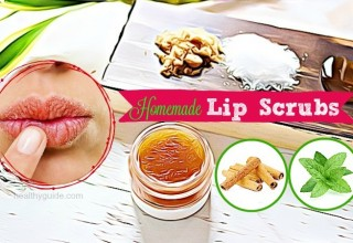 Top 33 Homemade Lip Scrubs With Salt And Sugar That You Should Try At Home
