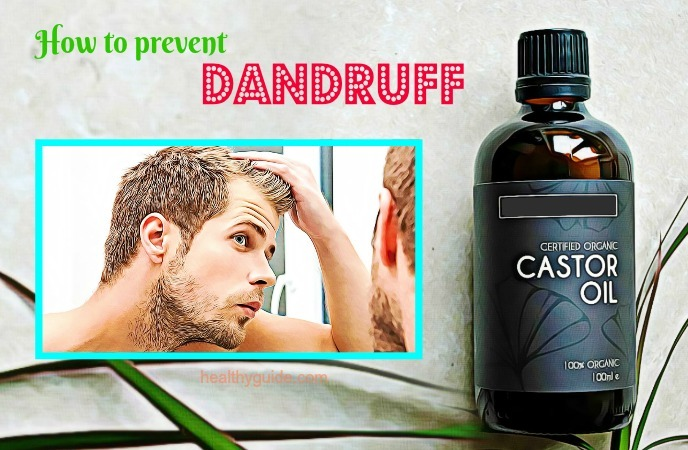 how to prevent dandruf