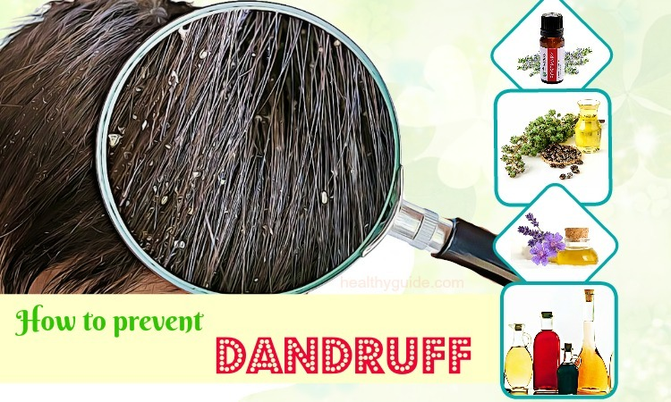 40 Tips How to Prevent Dandruff in Adults & Babies Fast & Naturally at Home