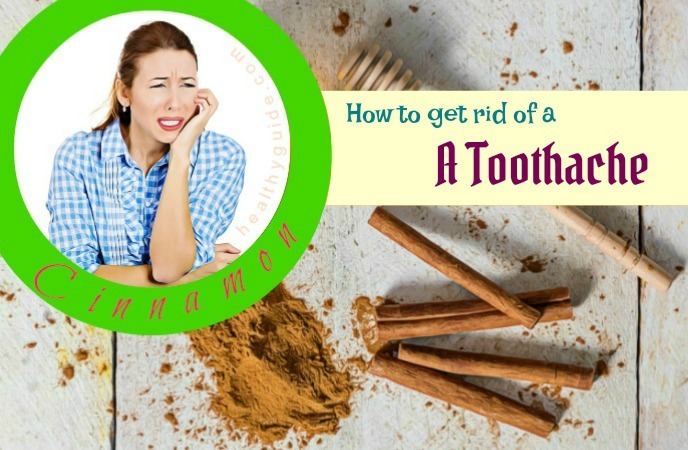how to stop a toothache