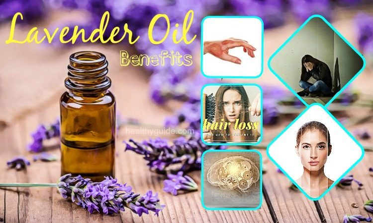 34 Best Lavender Oil Benefits for Acne, Face, Skin, Scalp, Hair, & Health