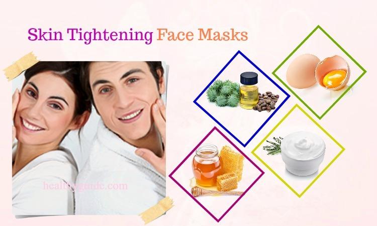 30 Best DIY Homemade Skin Tightening Face Masks Recipe for Men & Women