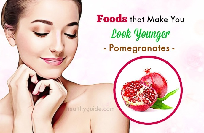 foods that make you look younger