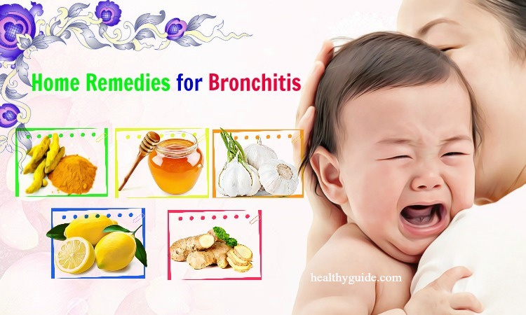 39 Home Remedies for Bronchitis Asthma, Mucus & Cough in Babies & Adults