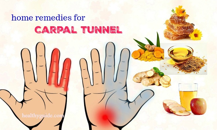 25 Best Home Remedies for Carpal Tunnel Pain in Fingers, Hands, & Thumb