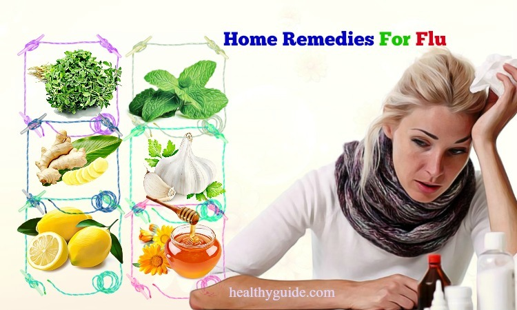 25 Best Simple Tested Natural Home Remedies For Flu and Fatigue