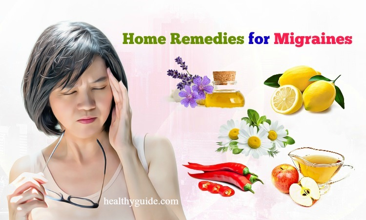 36 Best Natural Home Remedies for Migraines Headaches and Vomiting, Nausea