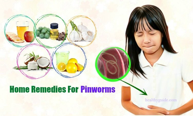 24 Best Easy Home Remedies For Pinworms in Stomach for Babies & Adults