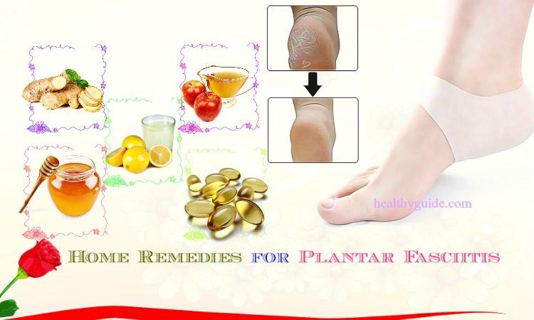 21 Best Easy Home Remedies for Plantar Fasciitis Pain and Heel Spurs