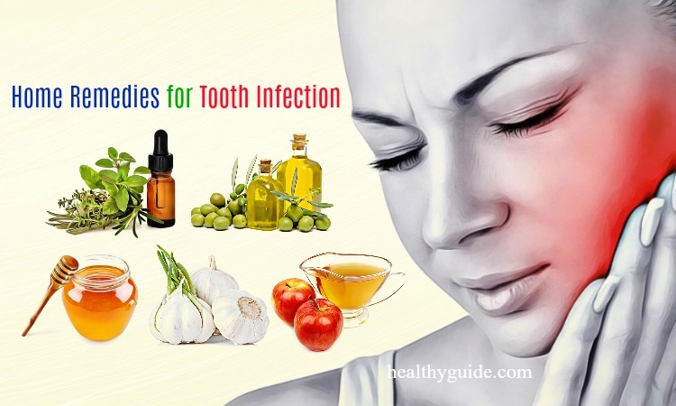 20 Best Natural Home Remedies for Tooth Infection Pain and Swelling