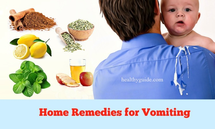 23 Best Natural Home Remedies for Vomiting in Infants, Toddlers, & Adults