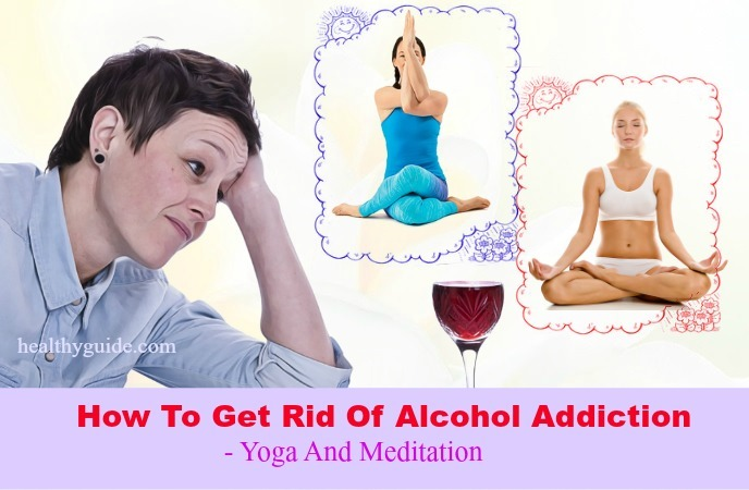 how to get rid of alcohol addiction