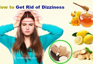 23 Tips How to Get Rid of Dizziness from Flu, Cold, Drinking, Ear Infection
