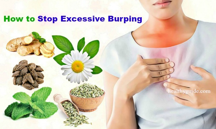 14 Tips How to Stop Excessive Burping and Gas after Eating at Night Fast