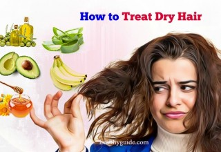23 Tips How to Treat Dry Hair Ends and Scalp Naturally at Home in Summer