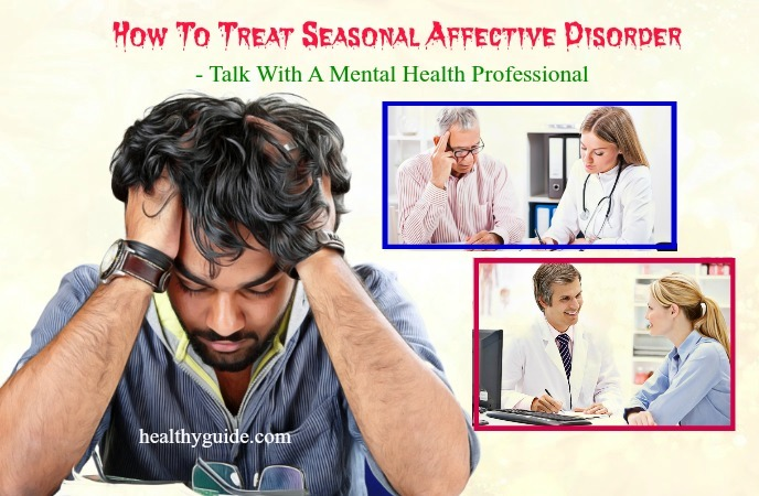 how to treat seasonal affective disorder
