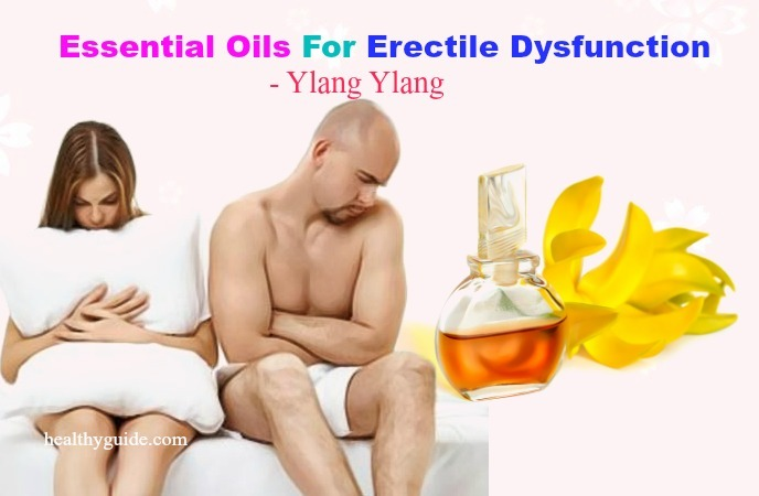 essential oils for erectile dysfunction